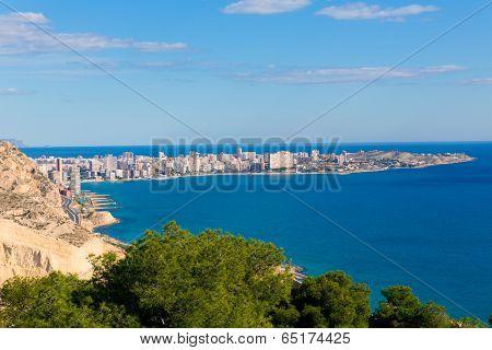 Alicante San Juan beach