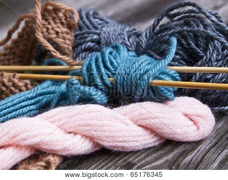 Things for knitting