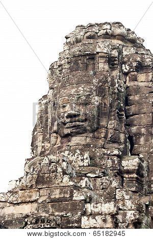 Bodhisattva Face