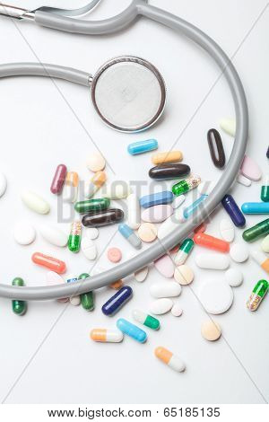 Stethoscope Concept