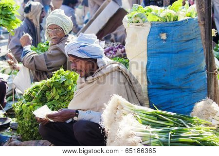 Wholesale Vegetable Market In Agra