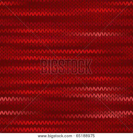 Seamless Knitted Melange Pattern