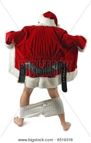 Santa Flasher