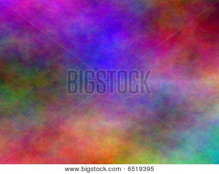 farbige gas