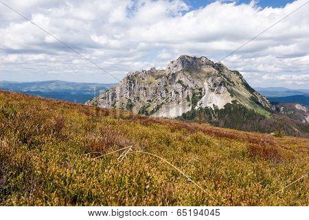 Spring Mountains - Big Rozsutec Hill, Little Fatra, Slovakia