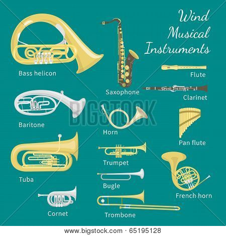 Wind Musical Instruments