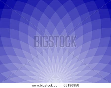 Abstract Gradient Background, Dark Blue Color