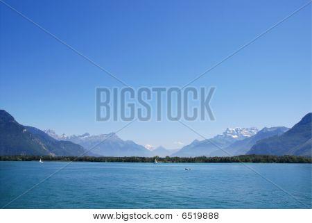 waterscape, Switzerland