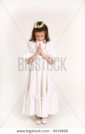First Communion Prayer