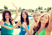 image of yachts  - summer holidays and vacation  - JPG