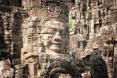 pic of mural  - Angkor Wat Cambodia - JPG