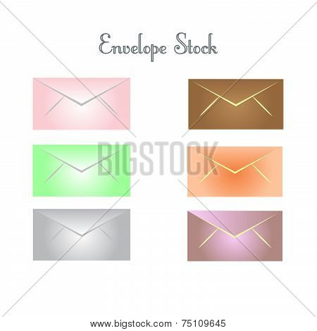 Envelope Stock