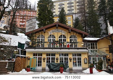 Bad Gastein - One Of The Most Popular Ski Resort In The Austria
