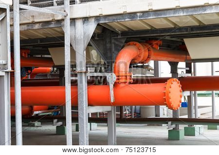 Pipe Of Fire Fighting System