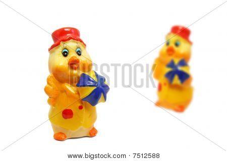 Ceramic Ducks