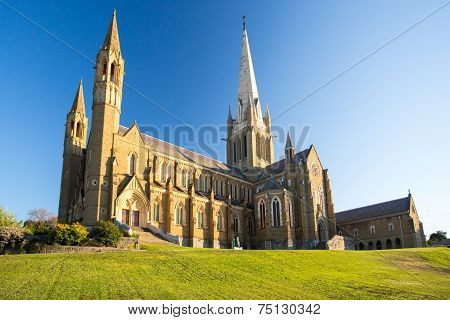 Sacred Heart Cathedral in Bendigo