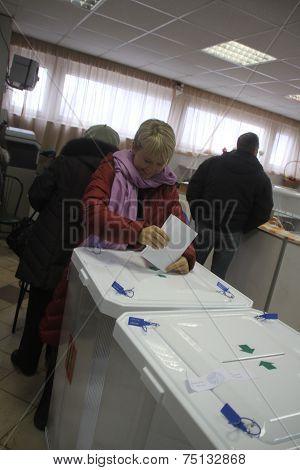 Policies Evgeniya Chirikova Votes In The Elections