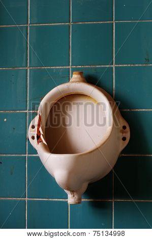 old urinals