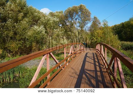 On The Wooden Bridge