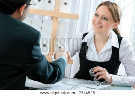 job interview