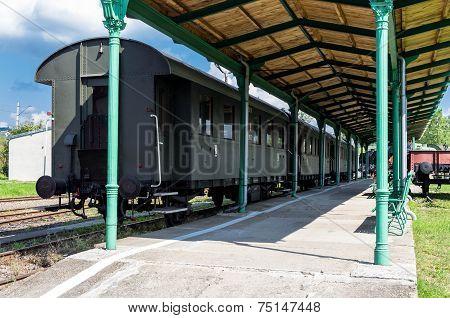 Old Platform