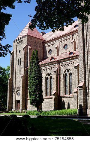 Church In Zverynas, Vilnius