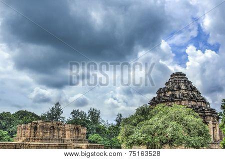 The Sun Temple at Konark