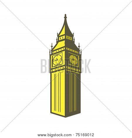 Big ben famous Landmark