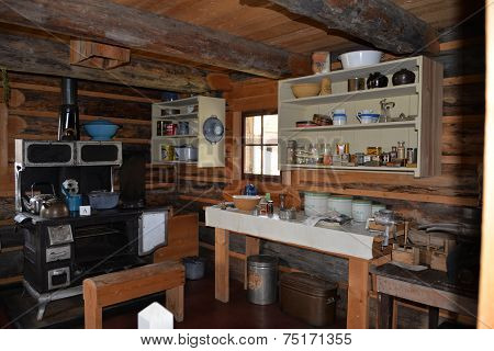 Hubble Homestead Kitchen