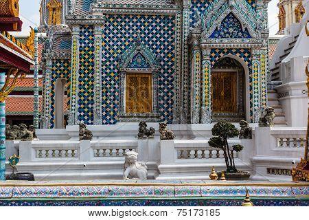 Hor Phra Khanthara Rat At Wat Phra Kaew