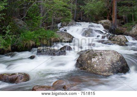 Rocky Mountain Cascades