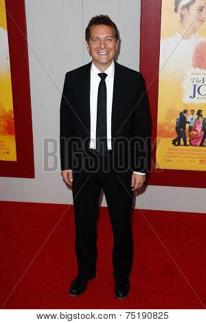 NEW YORK-AUG 4: Singer Michael Feinstein attends