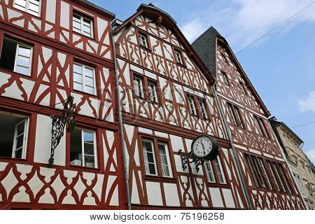 Trier Market Square. Germany