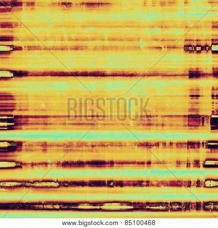 Art grunge vintage textured background. With different color patterns: yellow (beige); purple (violet); blue