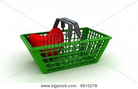 Love shopping
