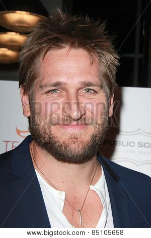 LOS ANGELES - MAR 7:  Curtis Stone at the Raising The Bar To End Parkinsons Event at the Public School 818 on March 7, 2015 in Sherman Oaks, CA