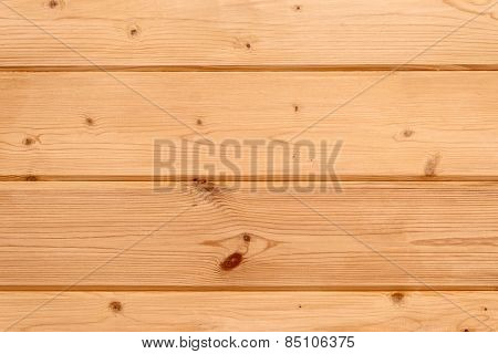 Pine-tree wall lining, natural background