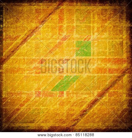 grunge colorful lines abstract background