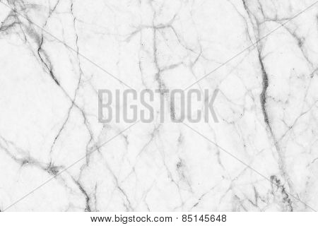 Marble patterned texture background, abstract natural marble black and white.