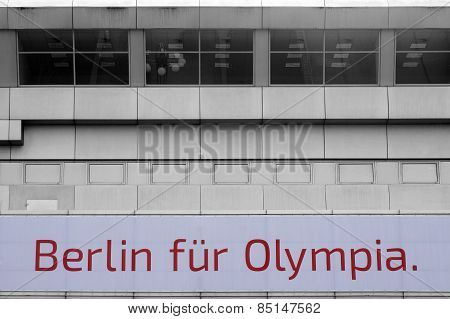 Berlin for Olympia