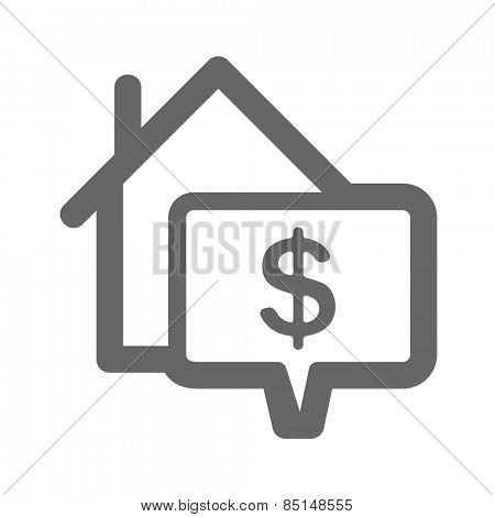 Real Estate Web Icon