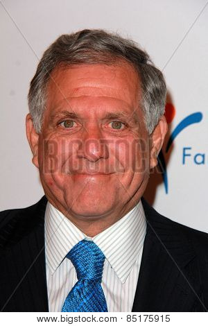 LOS ANGELES - MAR 9:  Les Moonves at the 2015 Silver Circle Gala at the Beverly Wilshire Hotel on March 9, 2015 in Beverly Hills, CA