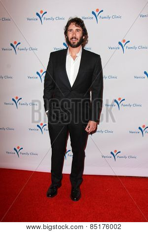 LOS ANGELES - MAR 9:  Josh Grobin at the 2015 Silver Circle Gala at the Beverly Wilshire Hotel on March 9, 2015 in Beverly Hills, CA