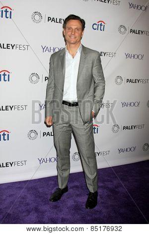LOS ANGELES - MAR 8:  Tony Goldwyn at the PaleyFEST LA 2015 -