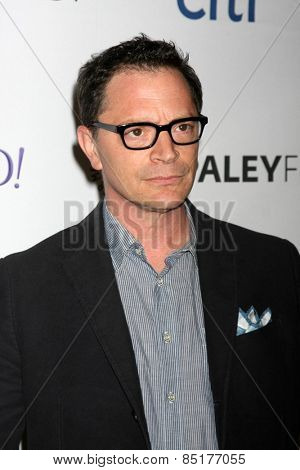 LOS ANGELES - MAR 8:  Joshua Malina at the PaleyFEST LA 2015 -