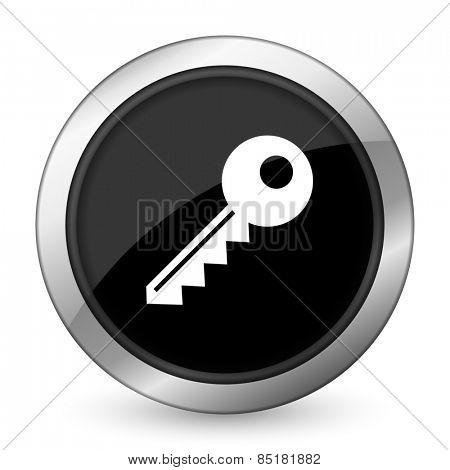 key black icon