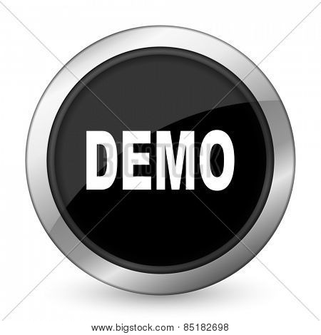demo black icon