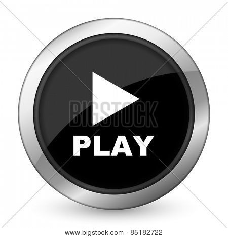 play black icon