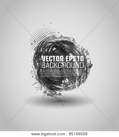 Vector grunge background. Chalk background. Retro background. Vintage background. Business background. Abstract background. Texture background. Abstract shape