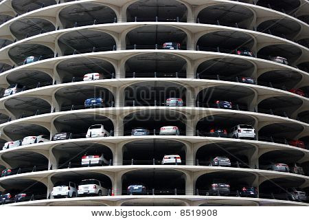 Parking In Marina Towers